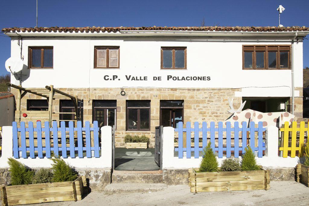 Masters de la Reforma, programa 5, prueba por equipos, reforma del colegio en Poblaciones, Cantabria. Shine Iberia - Atresmedia